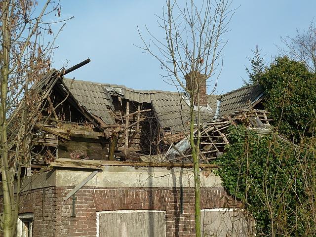 Grebbedijk 6 verder achteruit wageningen monumentaal - Centraal geschorste schoorsteen ...